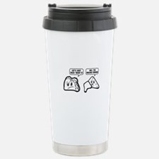 Let's Just Taco 'Bout It Travel Mug