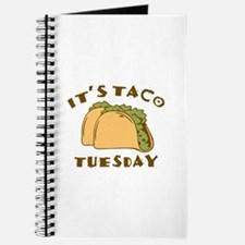 It's Taco Tuesday Journal