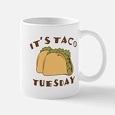 It's Taco Tuesday Mug