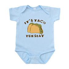 It's Taco Tuesday Infant Bodysuit