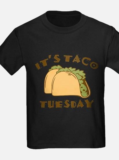 It's Taco Tuesday T