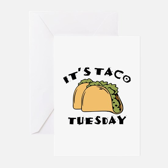 It's Taco Tuesday Greeting Cards (Pk of 20)