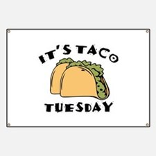 It's Taco Tuesday Banner