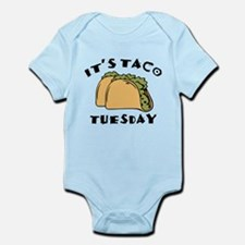 It's Taco Tuesday Infant Bodysuit