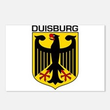 Duisburg, Germany Postcards (Package of 8)