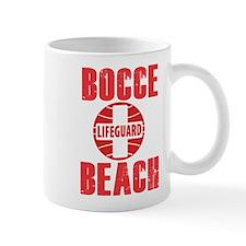 Bocce Beach Mug
