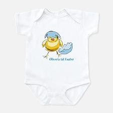 Personalized Hatching Chick Onesie
