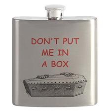 undertaker joke Flask