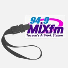 94.9 MIXfm Logo Luggage Tag