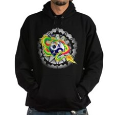 Narcotics Anonymous Dragon Hoodie