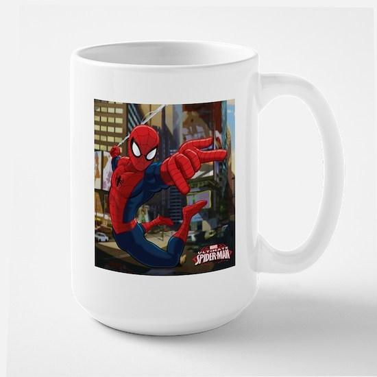 Ultimate Spider-Man Large Mug