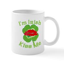 Im Irish Kiss Me Mugs