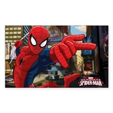 Ultimate Spider-Man Decal