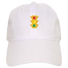 Traffic Signal Light Baseball Baseball Cap