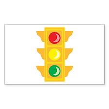 Traffic Signal Light Decal