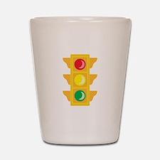 Traffic Signal Light Shot Glass