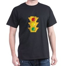 Traffic Signal Light T-Shirt