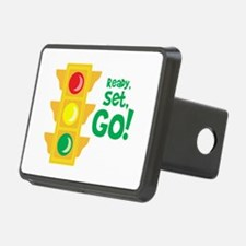 Ready, Set, Go! Hitch Cover