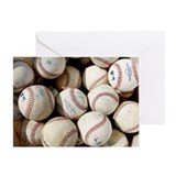 Baseball Greeting Cards
