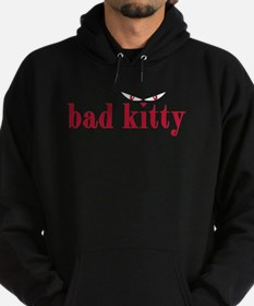 bad kitty tee Hoodie