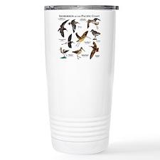 Shorebirds of the Pacif Travel Mug
