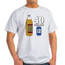 40 is the New 12 T-Shirt