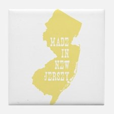New Jersey Tile Coaster