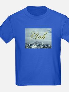 Utah Mountains - Apparel T
