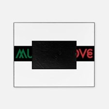 MUSIC IS LOVE 2 Picture Frame