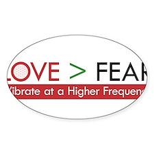 LOVE FEAR 2 Stickers