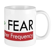 LOVE FEAR 2 Mugs