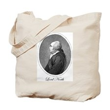 Frederick, Lord North. Tote Bag