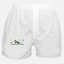 Leprechaun Im magically delicious Boxer Shorts