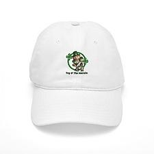 St. Patrick'S Day Leprechaun Art Baseball Cap
