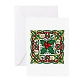 Celtic christmas Greeting Cards (10 Pack)