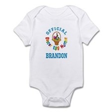 PD Official Easter Egg Hunter Infant Bodysuit