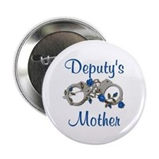 Deputy's Mother Button