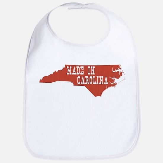 North Carolina Bib