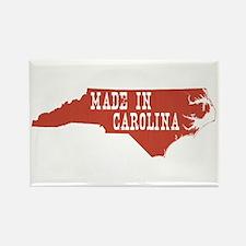 North Carolina Rectangle Magnet