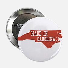 "North Carolina 2.25"" Button"