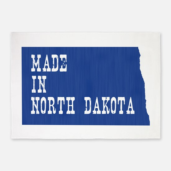 North Dakota 5'x7'Area Rug