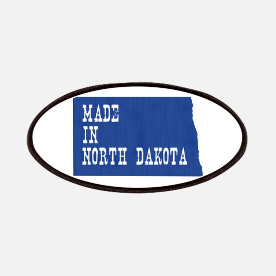 North Dakota Patches