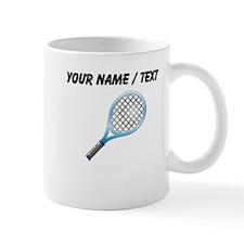 Custom Tennis Racket Mugs