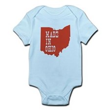 Ohio Infant Bodysuit