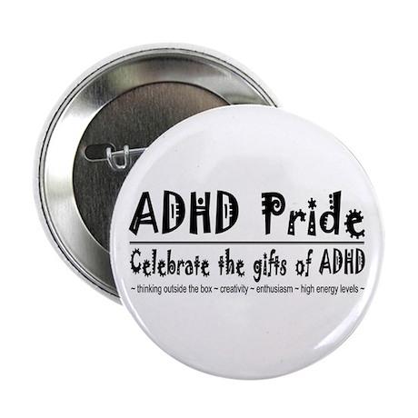 ADHD Pride button