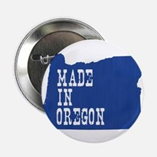 "Oregon 2.25"" Button"