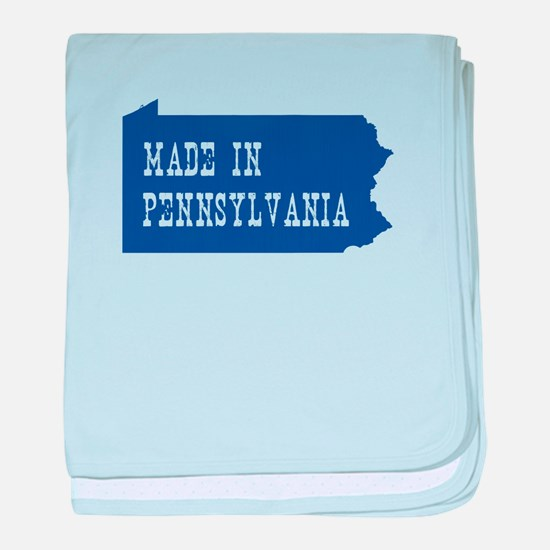 Pennsylvania baby blanket