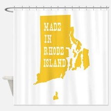 Rhode Island Shower Curtain