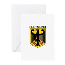 Dortmund, Germany Greeting Cards (Pk of 10)