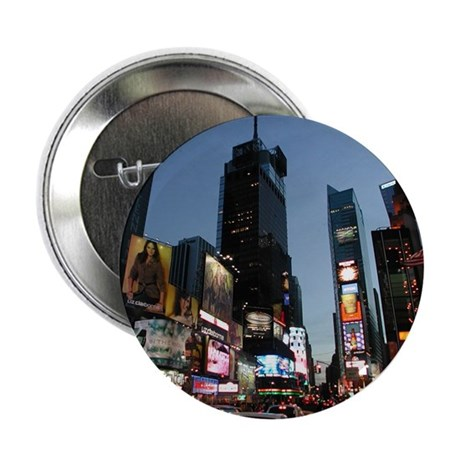 "New York Times Square 2.25"" Button (10 pack)"